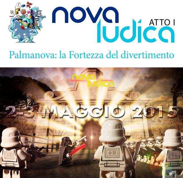 Novaludica 2-3 Maggio 2015