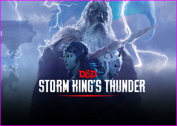 D&D Storm's King Thunder