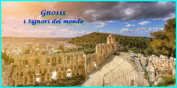 Gnosis - I Signori del Mondo