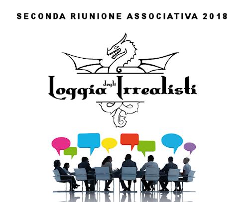 2018 seconda riunione